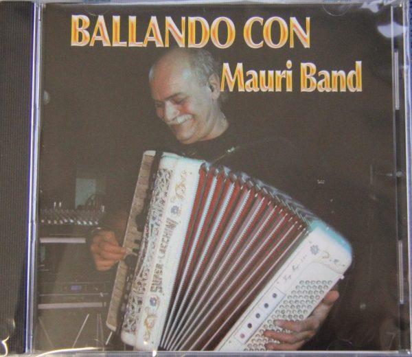 Ballando con Maury Band FRONTE