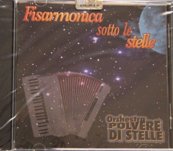 Fisarmonica sotto le stelle FRONTE